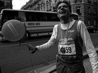 The finish line (Paris Marathon 30th Anniversary)